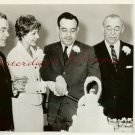 Tom BOSLEY Jean ELIOT Wed Richard RODGERS PHOTO H66