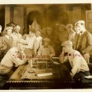 2 UNKNOWN Actors Silent ERA Org Movie Still PHOTOS G307