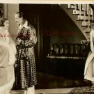 Lilyan Tashman Fur Trim Nightgown Silent Era PHOTO G304