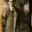 Writer Richard BARRY c.1912 ORG Press Scandal PHOTO H5