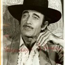 Gilbert ROLAND The HIGH Chaparral ORG TV PHOTO H467