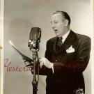 Joe EMERSON Old RADIO ORG Bloom Chicago PHOTO i11