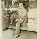 Barry SULLIVAN Old CAR ORG Publicity Promo PHOTO i108
