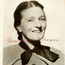 Irene HUBBARD Old RADIO ORG Publicity DW PHOTO H353
