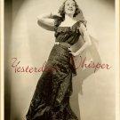 Helene DUMAS Stage RADIO Diva ORG Pinchot NY DW PHOTO