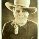 Hoot Gibson-DW ORIGINAL 1920's PUBLICITY PROMO PHOTO