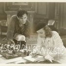 John GARFIELD Rosemary LANE Vintage LOBBY Movie PHOTO