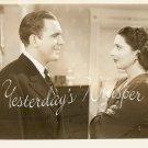 Movie MEMORABILIA Kay FRANCIS Pat O'BRIEN Vintage PHOTO