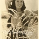Loretta YOUNG The SQUALL perhaps ORG Fan PHOTO J333