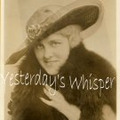 Frieda MUELLER Vaudeville ORG Celebrity NYC PHOTO J271