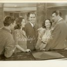Merle OBERON George BRENT Til We MEET AGAIN Vint PHOTO