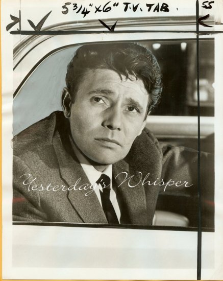 Harry GUARDINO The REPORTER 1964 ORG TV Press PHOTO