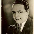 1920s Paramount Silent Actor Photo perhaps John Roche