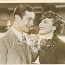 1930s Photo Olivia De Havilland Joe E. Brown Alibi Ike