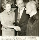 Kirk Douglas Anne Buydens Citizenship Vintage Photo