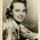 1950s 20th Century Fox Player Promo Photo Terry Moore