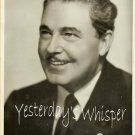 1930s Radio Publicity Promo Photo William Farnum Drums