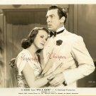 1940s Vintage Movie Photo Deanna Durbin Walter Pidgeon