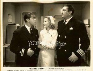 Wendy Barrie Chester Morris 1939 Movie Still 8x10 Photo