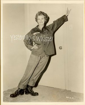 Joanne Woodward Rally Round the Flag Boys Movie PHOTO