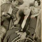 Leo Carrillo Barbara Luddy The Bad Man Original Photo