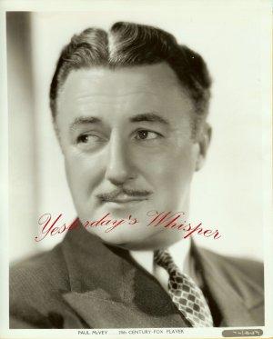 Paul McVey 20th Century Fox Portrait Original Gene Kornman Photo