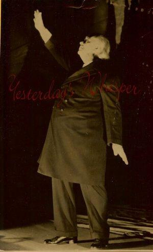 Richard B. Harrison Original 1935 Dramatic Press Photo