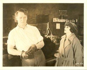 William Russell Lincoln Highwayman Fox Original c.1919 Photo