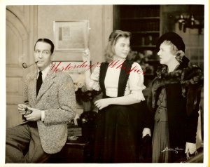 Dorothy McGuire Don Cook Original Lucas-Pritchard Photo