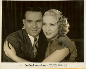 June Clyde Stanley Holloway Sam Small DW UK Photo
