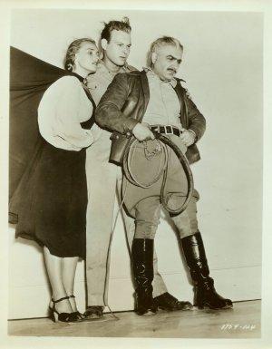 Frances Farmer Leif Erickson Original Movie Photo