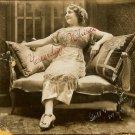 Ethel Whiteside Vaudeville Photographer Signed Photo