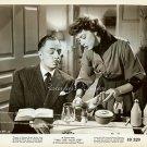 RARE Marsha HUNT William POWELL Take ONE False STEP Original 1949 Movie Photo