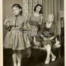Gloria Vanderbilt The U.S. Steel Hour c.1959 TV Photo