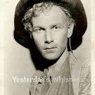 Harry CAREY Jr. 3 GODFATHERS Portrait Original Publicity Photo 1949 Western