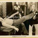 Ben TURPIN Robert AGNEW The COLLEGE HERO Original c.1927 Silent Movie Photo