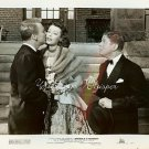 Loretta YOUNG Fur Stole Mother is a FRESHMAN Original 1949 Movie Photo