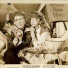 RARE Paulette GODDARD Burgess MEREDITH On OUR Merry WAY Original 1948 Photo