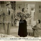 Eve ARDEN Jack CARSON Kid TOY GUN My DREAM is YOURS Original 1949 Movie Photo