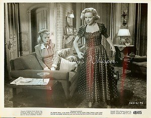 Diana LYNN Marie WILSON My Friend IRMA Original 1949 Movie Photo