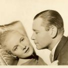 Authentic Ann Harding Herbert Marshall 8x10 Still Photo