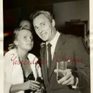 Barry Sullivan Marilyn Erskine Original Dallinger Photo