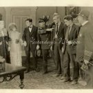 Pat O'MALLEY Lillian HALL Original SILENT Era DW Photo