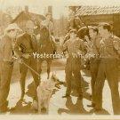 Dog German Shepherd Silent Era Western THE IRON HEART c.1920
