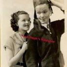 1930s Dixie Dunbar Pilot Kenneth Howell Vintage Photo