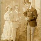 Unidentified Play c.1916 White NY Original 11x14 Photo