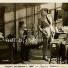 Richard DIX Child Star Jackie COOPER Original c.1931 Radio Picture Movie Photo