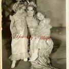 Vivienne Segal 2 Children BRIDE OF THE REGIMENT Original c.1930 Movie Photo