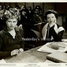 Rare Katherine HEPBURN Judy HOLLIDAY Adams RIB Original 1949 MGM Movie Photo