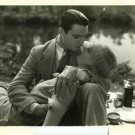 Chester MORRIS Carole LOMBARD Kissing Org PHOTO E830